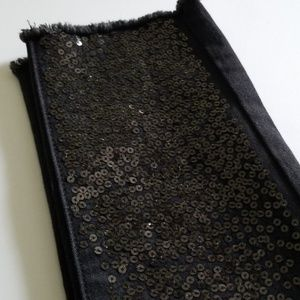 a.n.a Jeans - Black Sequin ANA jeans